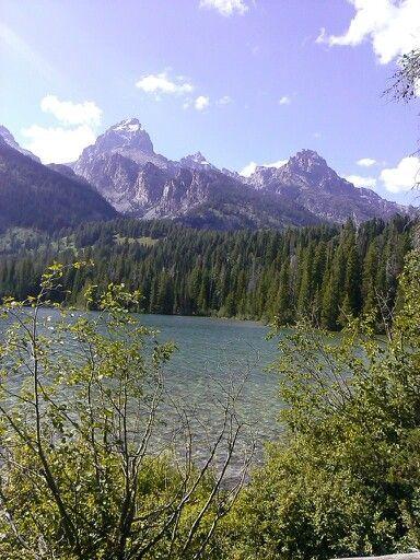 Tagart Lake Grand Teton National Park