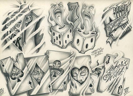 32red casino flash tattoo art