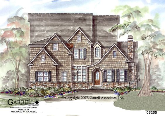 Park View Cottage House Plan 05255 Front Elevation