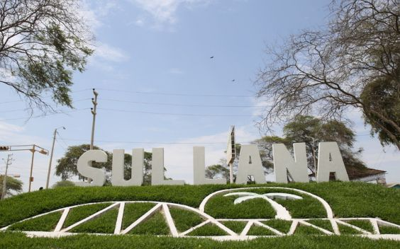 Sullana is a growing city in Northern Peru