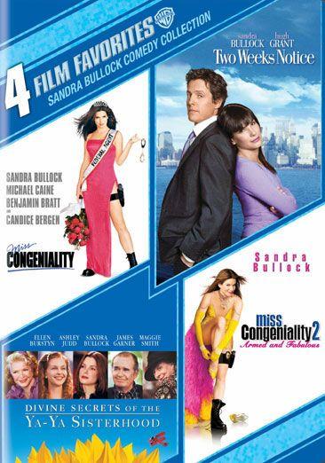 Warner 4 Film Favorites: Sandra Bullock Comedy