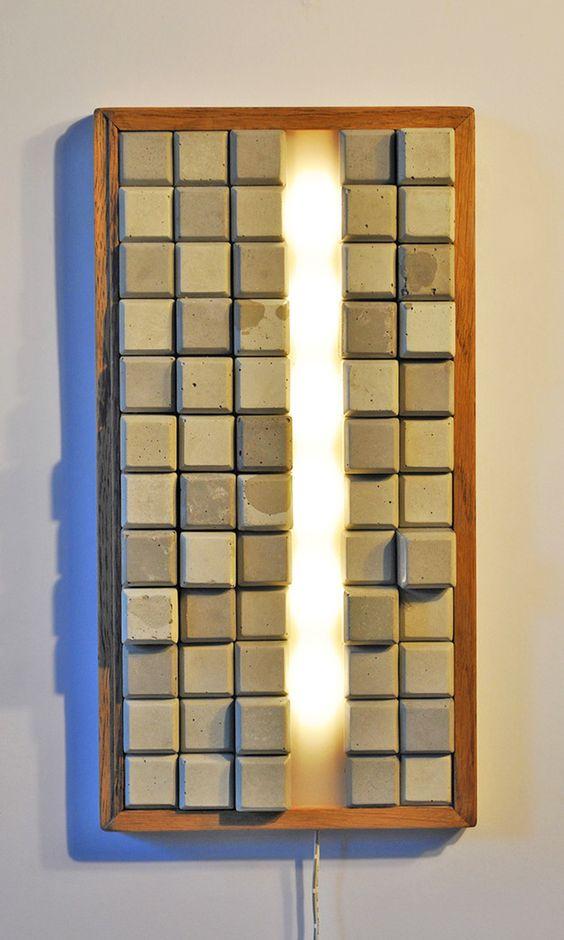 http://de.dawanda.com/product/101154379-rhythim-wandlampe-betoncubes-eichenrahmen