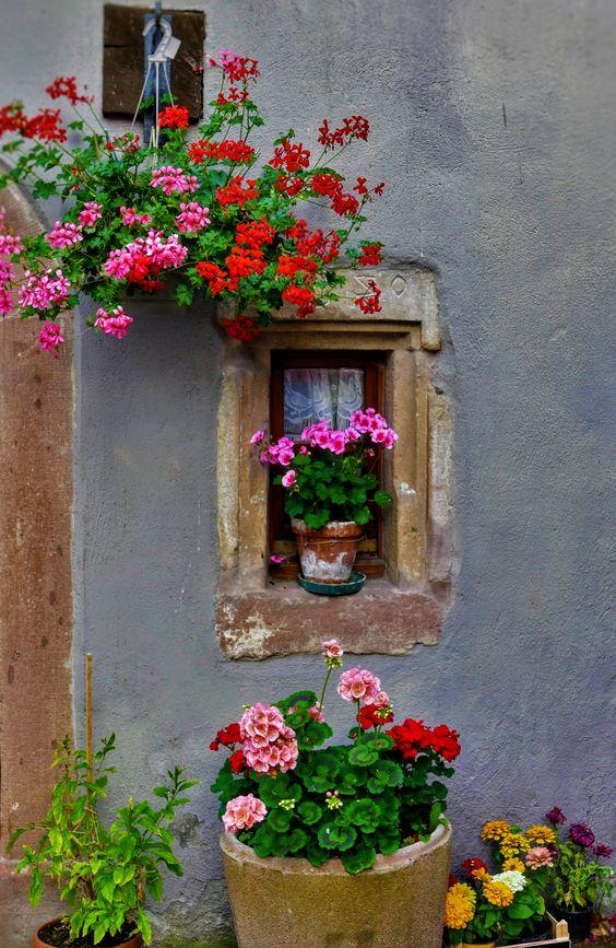 Hunawihr, France