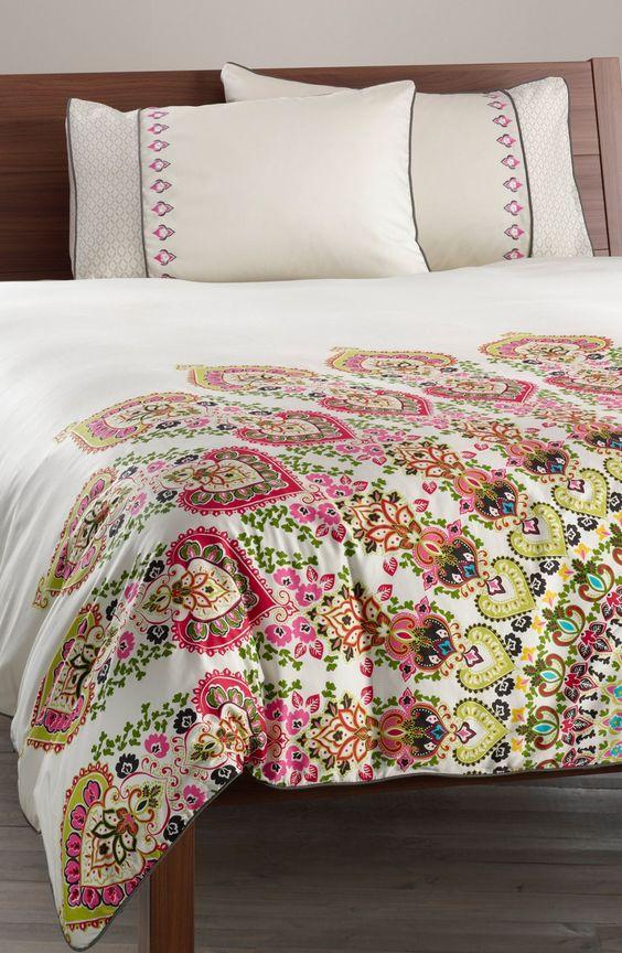 Kas Designs 'Nymira' Duvet Cover & Shams