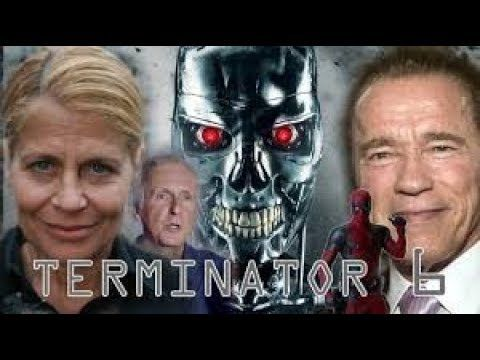 Terminator 6 New Release Hollywood Hindi Dubbed Movies 2018 Full