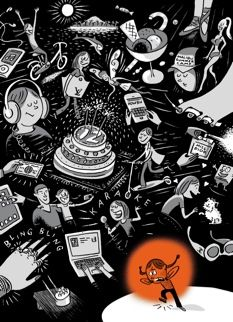 """""""Spoiled Rotten: Why do kids rule the roost?"""" a fantastic article in the latest """"New Yorker"""" by Elizabeth Kolbert."""