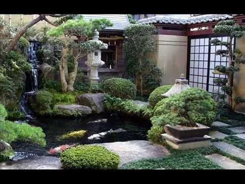 Japanischer Garten Design I Japanischer Garten Design Fur Kleine Raume Design Garten Japanischer Kleine Japanischer Garten Garten Garten Ideen
