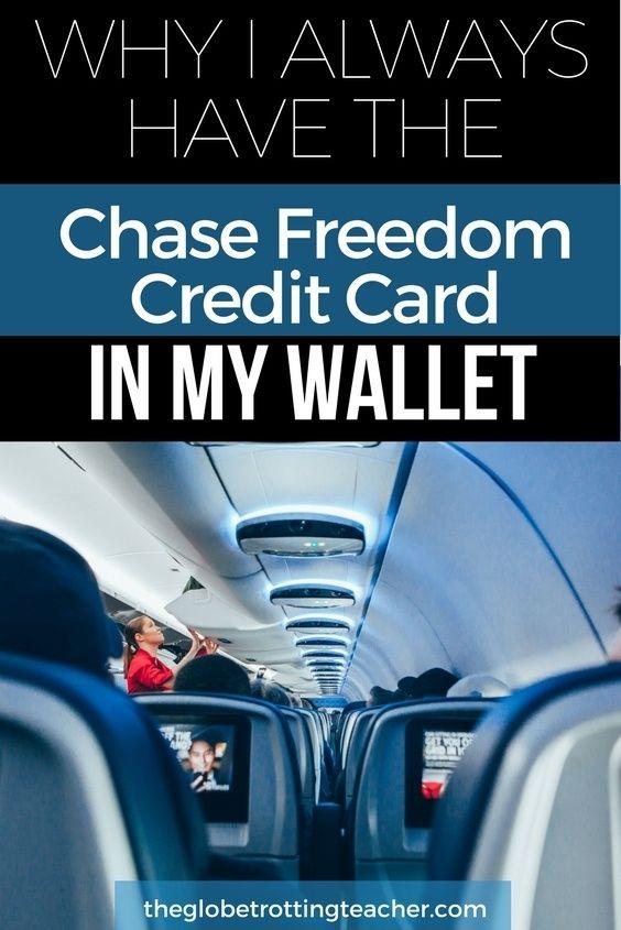 Chase Freedom Flex Vs Freedom Unlimited The Globetrotting Teacher Chase Freedom Travel Rewards Travel Tips