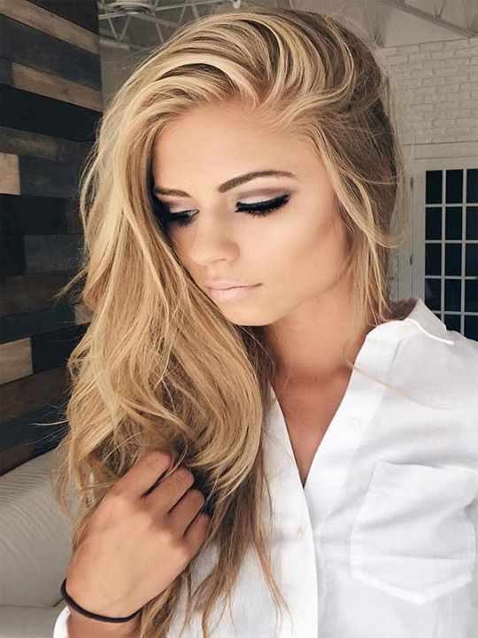 20 Long Hairstyles For Teenage Girls 2018 Pics Bucket Straight Hairstyles Womens Hairstyles Medium Hair Styles