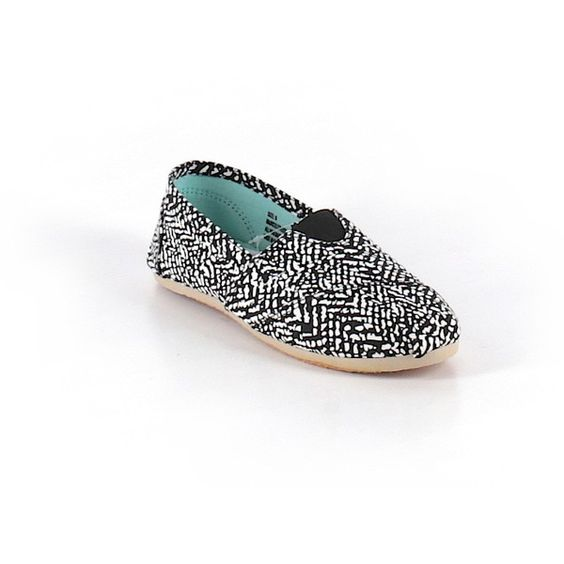 Pre-owned Maurices Flats ($20) ❤ liked on Polyvore featuring shoes, flats, black, flat pumps, maurices, black shoes, flat heel shoes and black flats
