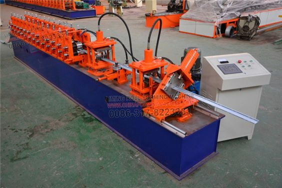 Now let me introduce our #metal #perforated #profile #forming #line . For our metal perforated profile forming line, there are some key points that we have been insisting on during the past 20 years. one is the details while metal perforated profile forming line manufacturing, we always pay much more attention on processing details, even the screws and nuts are national standard with zinc plating, so that we can ensure the precise forming and durable quality.