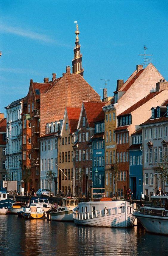 Christianshavn (Copenhagen, København, Danmark, Danish, Denmark, travel, Europe, city, capital, visit, beautiful):