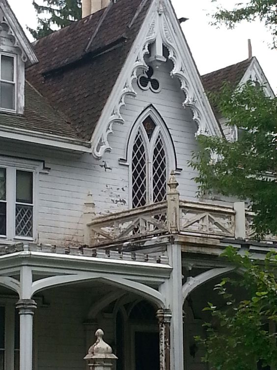 Carpenter 39 S Gothic Revival In Thompson Ct I Like This