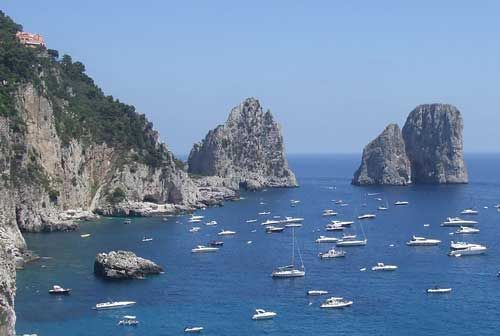 Capri - the most gorgeous place I have ever been.