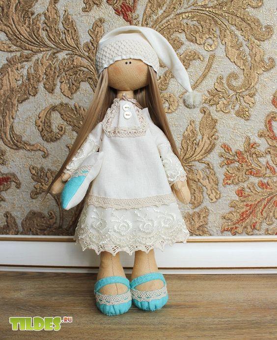 Кукла большеножка Соня. Интерьерные куклы. Купить авторские куклы и игрушки. Куклы на заказ. Краснодар.: