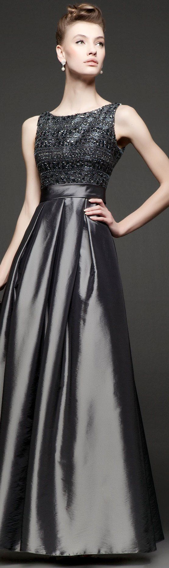 dynamic dress for a special black tie event so sorry no source