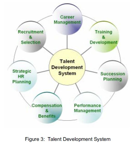 TALENT DEVELOPMENT THE ARCHITECTURE OF A TALENT PIPELINE THAT - job evaluation form