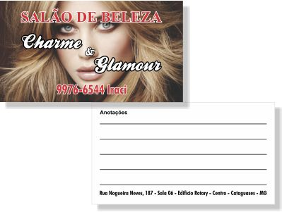 Salão de Beleza Charme & Glamour
