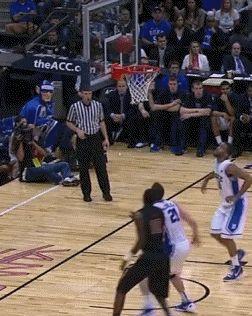♥DC♥ 109  duke pass fail (basketball fail gifs)