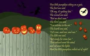 Five Little Pumpkins Poem - Bing Images