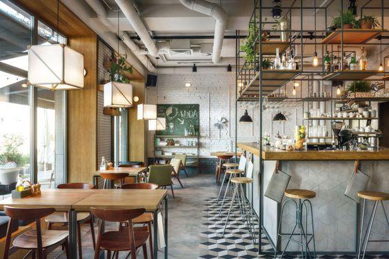 Główna Osobowa Kitchen + Bar | Yellowtrace
