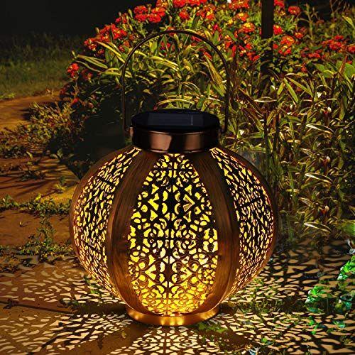 Lanterne Solaire Led Exterieur Golwof Lampe Solaire De Jardin