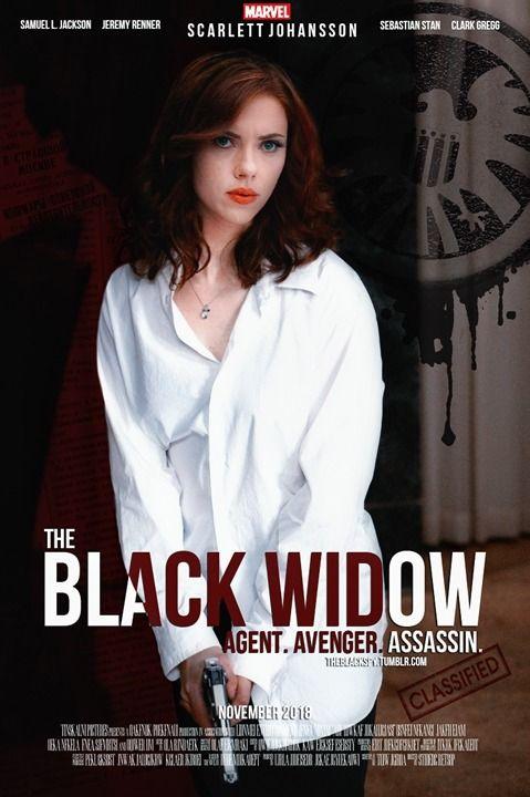 Everything Marvel Black Widow Marvel Black Widow Scarlett