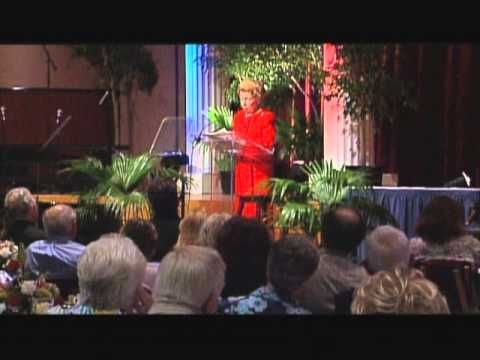 Phyllis Schlafly on Doing the Impossible - Defeating the ERA