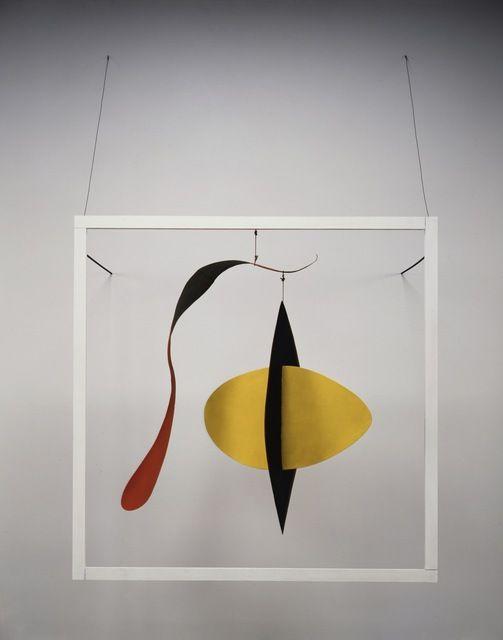 Alexander Calder, 'Snake and the Cross,' 1936, Calder Foundation