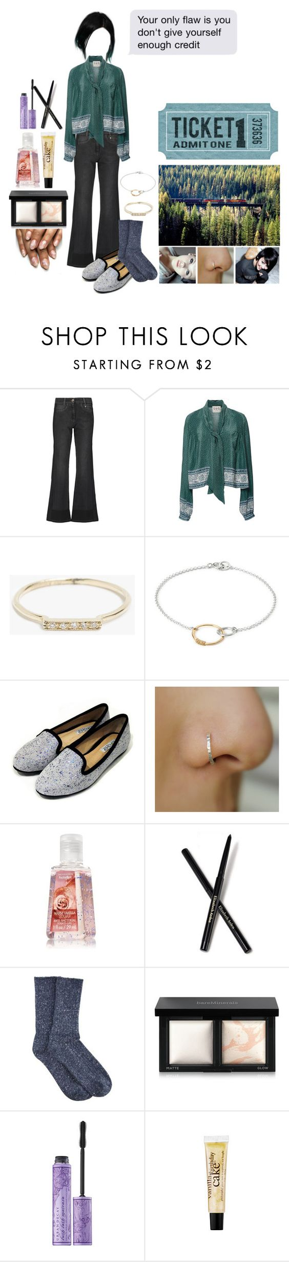 """Pez 12"" by stockmon ❤ liked on Polyvore featuring Sonia Rykiel, Sea, New York, blanca monrós gómez, Elizabeth Arden, Hue, Bare Escentuals, Urban Decay and philosophy"