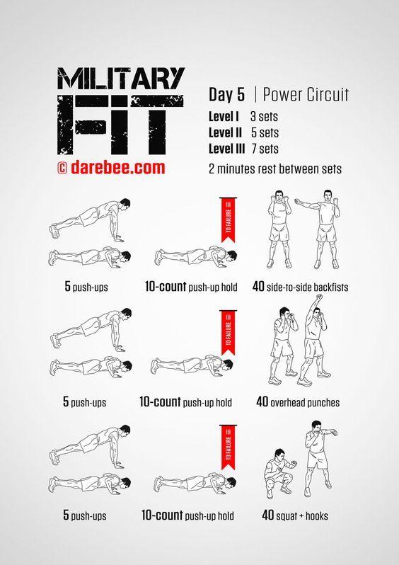Pin On Bodyweight Training