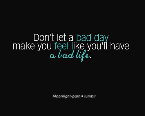 Don't: