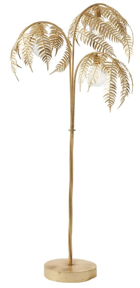 Palm Lamp Cheesewinedesign Morningsidemakeover Inspo Art Deco Floor Lamp Floor Lamp Coastal Floor Lamps