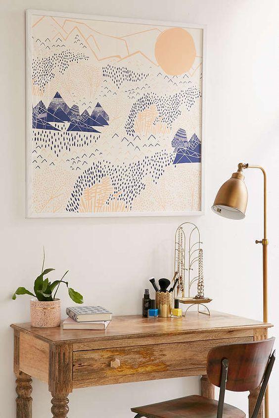 Leah Duncan Mountain Blossom Art Print
