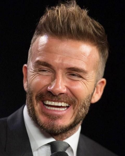 Every David Beckham Haircut How To Get Them With Images
