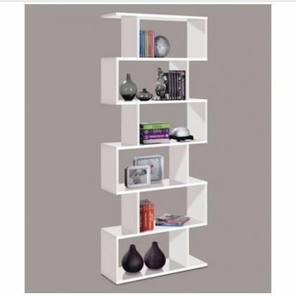 Biblioteca mueble modular decoracion minimalista moderno - Muebles bibliotecas modernas ...