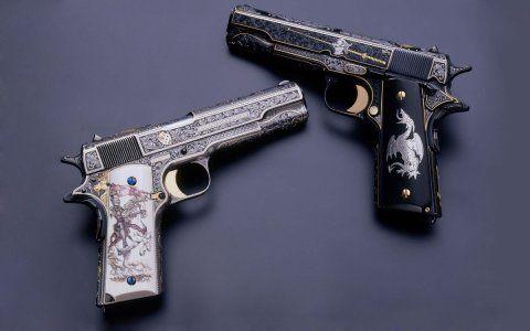 Pistolas de Coleccionistas