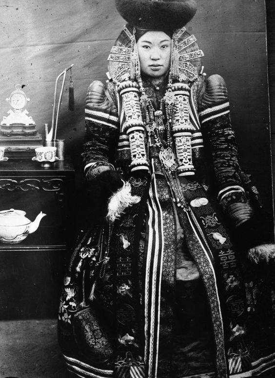Mongolia 1920s: