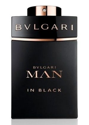 Bvlgari Man In Black Bvlgari for men -  It opens with accords of natural rum and luminous spices. Tuberose, iris absolut and leather form the core of the perfume, placed on the base of benzoin, tonka bean and guaiac wood.