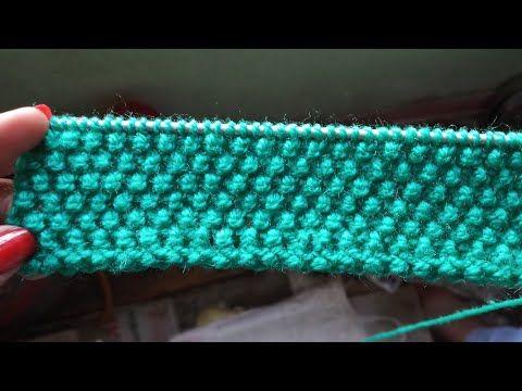 English Subtitle Latest Designer Border Sweater Border Design Cardigan Border Design Youtube Knitting Patterns Knit Stitch Patterns Cable Knitting