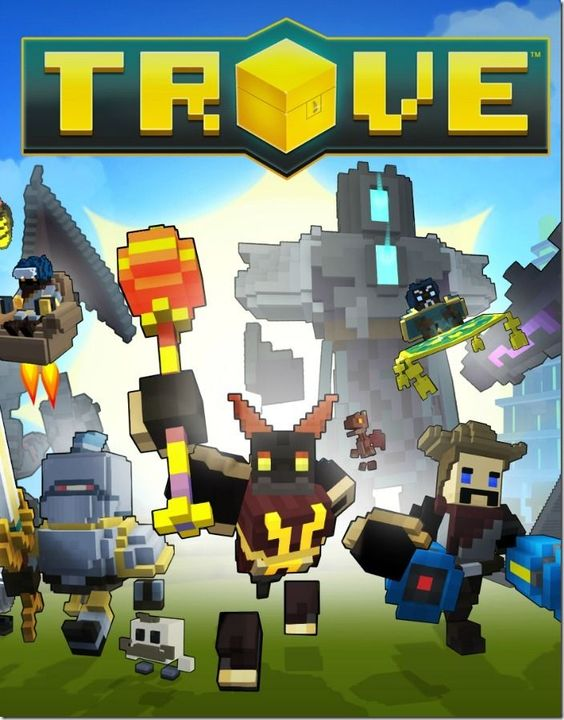 Trove: Free Online Game
