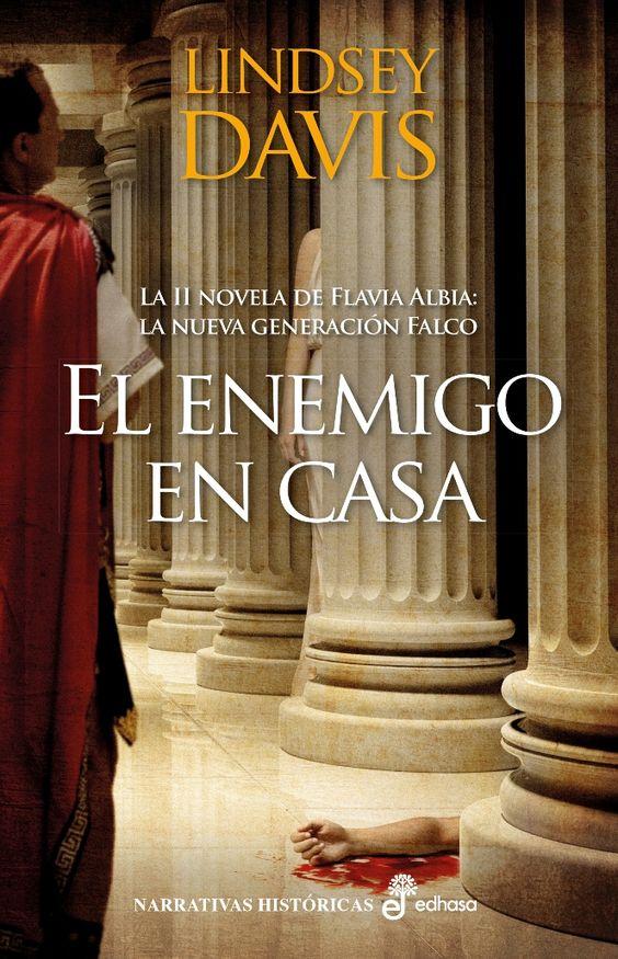 Saga: Flavia Albia libro2 (Epub en el drive)