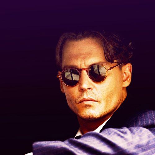 manchannel:    Johnny Depp.