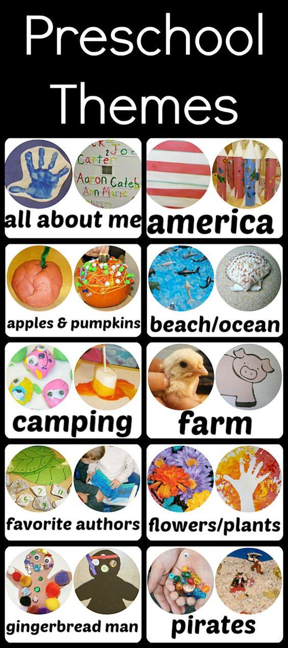 Kinder Garden: Early Childhood, Preschool Themes And Childhood On Pinterest