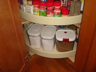 Inspire To Organize Kitchen Cabinet Organization