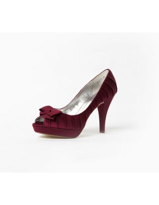 ACCESSORIES :: Wedding Shoes :: shadow bridal shoes -