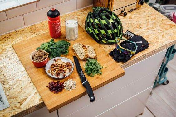 MarchasyRutas ¿Cuáles son los súper alimentos en la dieta ciclista?