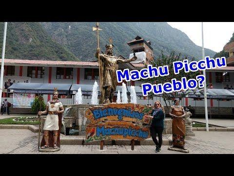 Viagens e Beleza: Machu Picchu Pueblo, em vídeo!