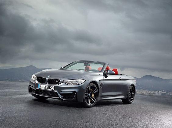 Das ist das neue BMW M4 Cabrio + Video
