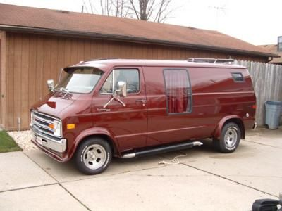 old school dodge vans for sale
